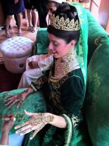 Свадебные традиции разных стран мира (17 фото)