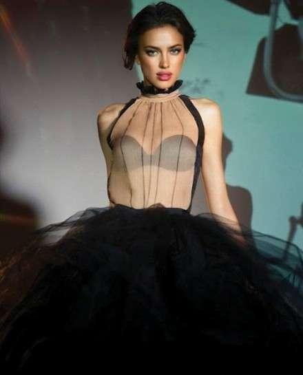 Ирина Шейк в рекламной фотосессии нижнего белья La Clover (12 фото)