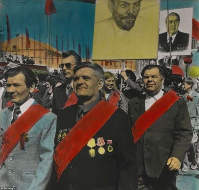 Самые дорогие фотографии из СССР (18 фото)