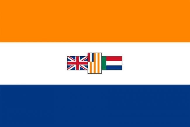 Самые странные, необычные и уникальные флаги (42 фото)