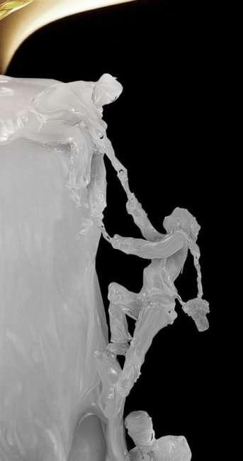 Восковая скульптура от Ferdi Rizkiyanto (4 фото)