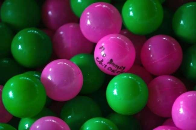 Самое большое количество шаров в одном месте (7 фото)