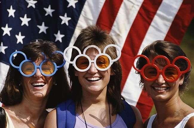 9 случаев - бойкотов на Олимпийские игры (9 фото)