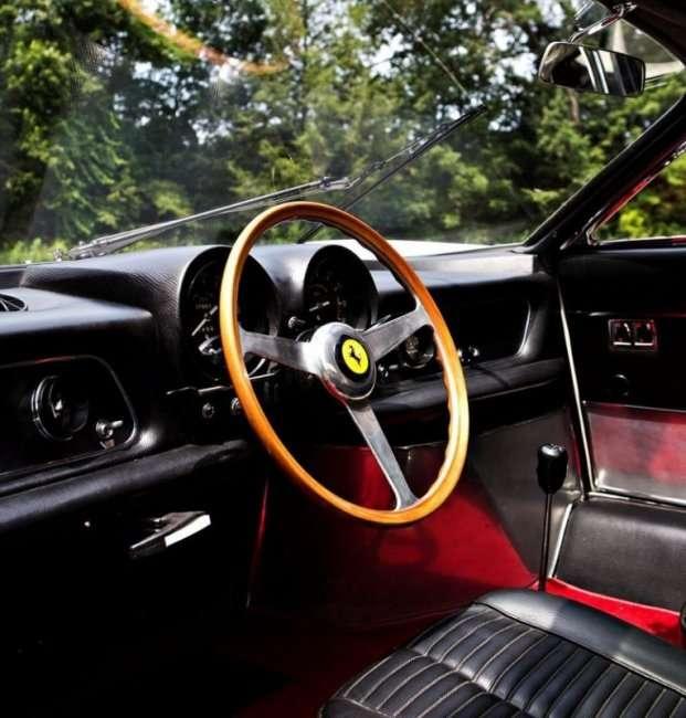 Уникальный Ferrari 1966 года (5 фото)