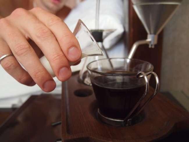 Будильник из свежего кофе (21 фото)