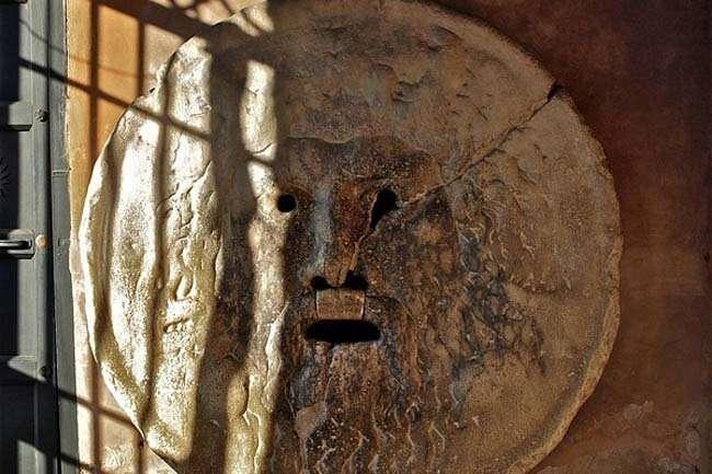 Детектор лжи средневековья (6 фото)