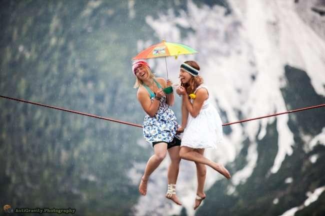 Фестиваль для любителей острых ощущений (18 фото)