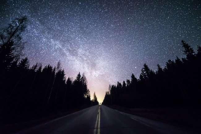 Удивительные работы финской ночи (7 фото)