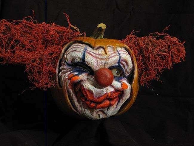 Тыквы на хэллоуин (17 фото)