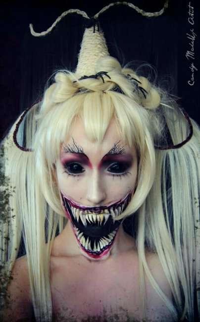Подборка образов на Хэллоуин (20 фото)