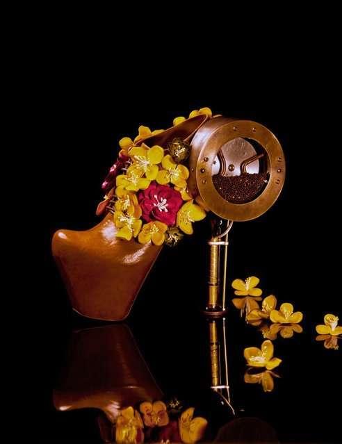 Необычная обувь от Масаи Кусино (12 фото)