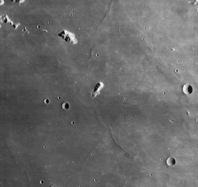 Чудеса луны (8 фото)