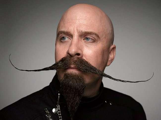 Чемпионат бород и усов (25 фото)