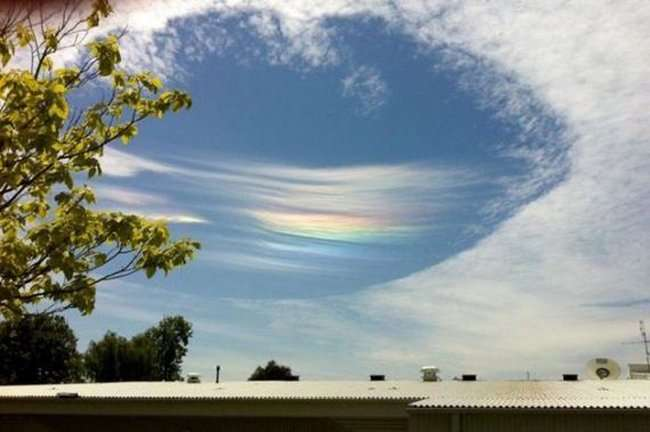 Огненная радуга в Австралии (8 фото)