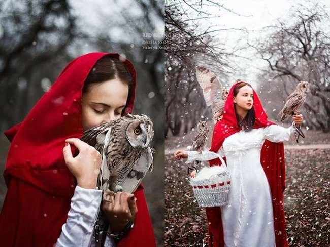Фотографии Дарьи Кондратьевой (10 фото)