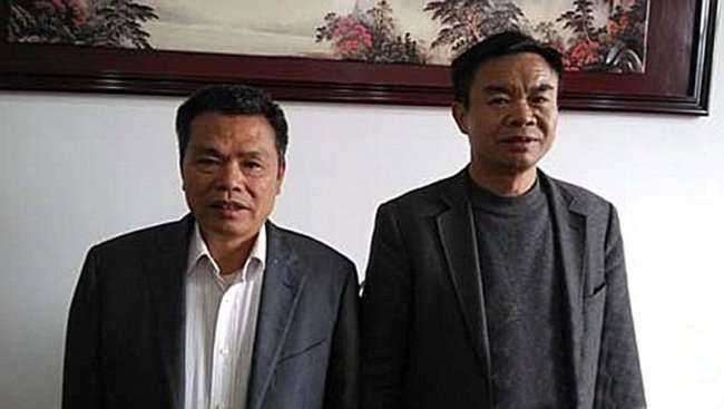 Китайский миллионер подарил дома своим землякам (6 фото)