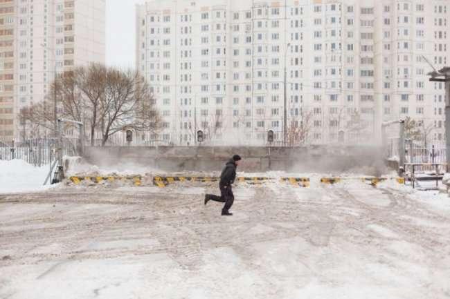 Московская снегоплавильня (13 фото)