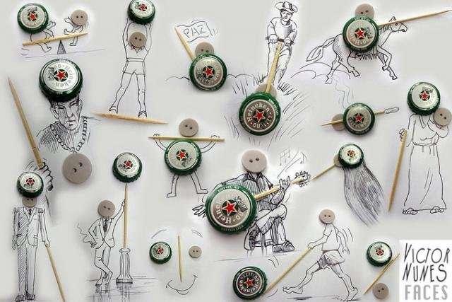 Остроумные иллюстрации от Виктора Нюнса (13 фото)