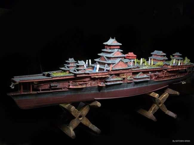 Невероятные модели от Сатоши Араки (23 фото)