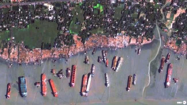 Самые крупные свалки в мире (10 фото)