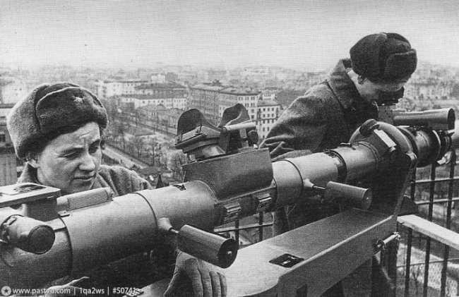 Москва в 1942 году (22 фото)