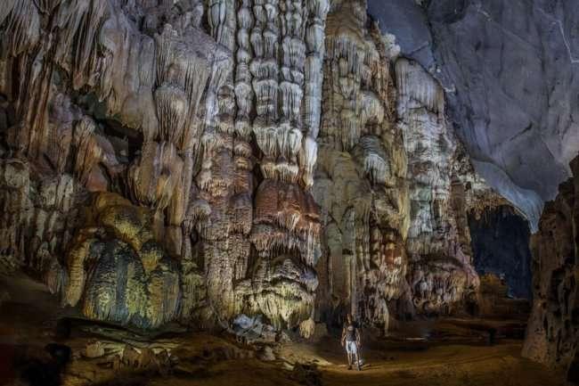Самая большая пещера в мире (18 фото)