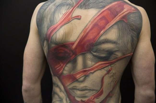 Фестиваль татуировок 2015 в Лондоне (14 фото)