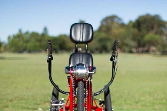 Самый удобный велосипед (5 фото)