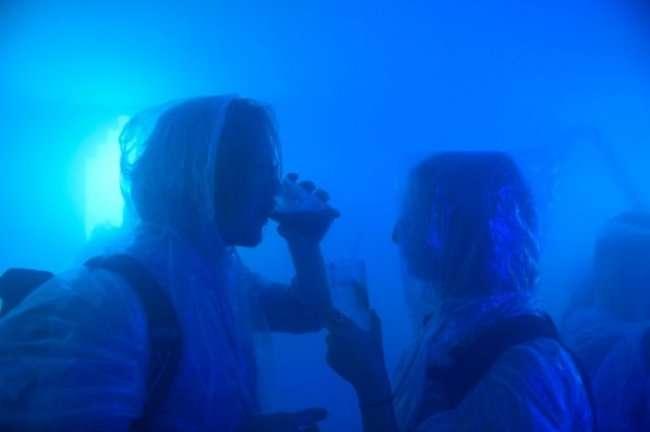 Бар, в котором алкоголь вдыхают (9 фото)