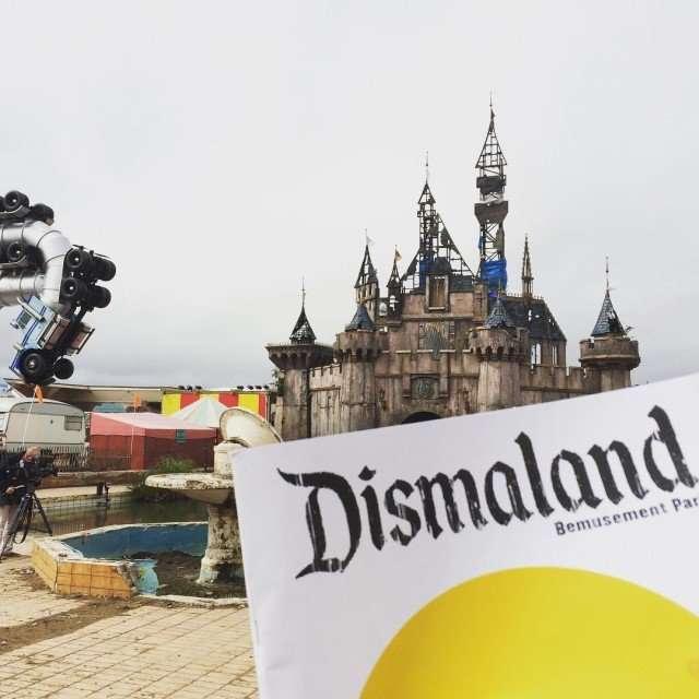 В Великобритании открылся Dismaland (20 фото)