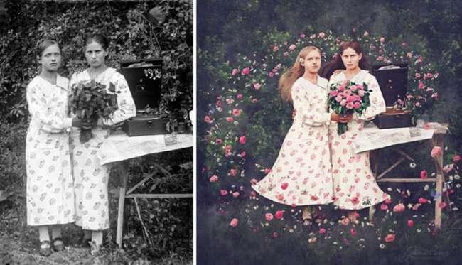 Фотоснимки прошлого (16 фото)