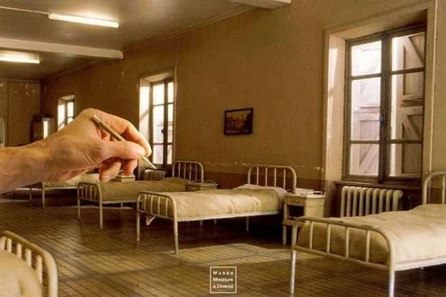 Миниатюрный мир Дэна Олманна (18 фото)