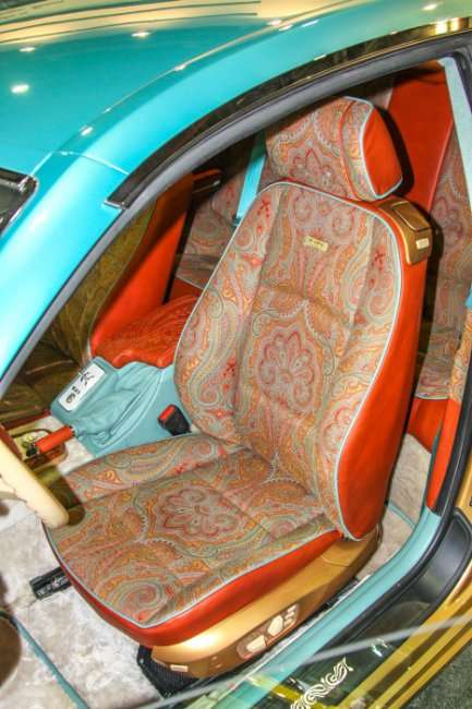 Российский автомобиль Bilenkin Vintage (13 фото)
