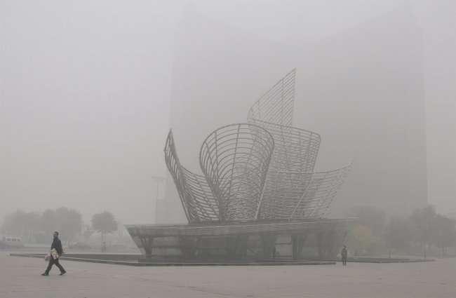 Китай покупает воздух в Канаде (6 фото)