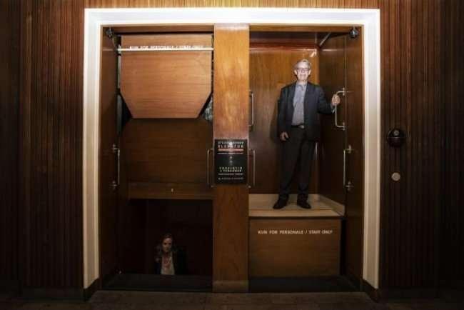 Интересные факты о лифтах (5 фото) + видео)