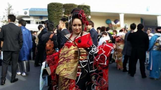 День совершеннолетия в Японии (19 фото)