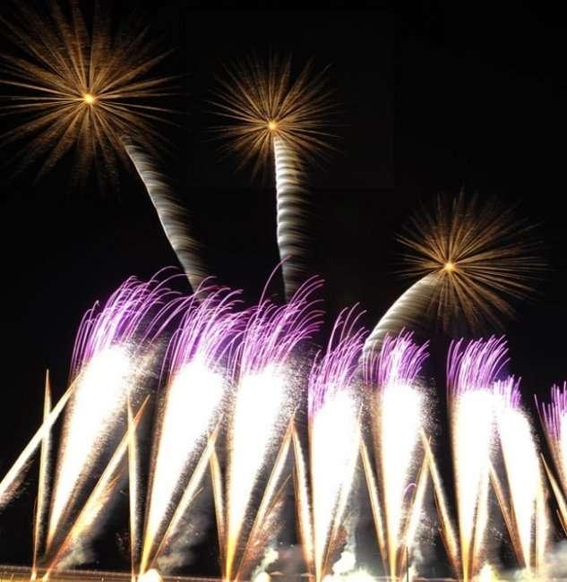 Самые невероятные праздники мира (12 фото)