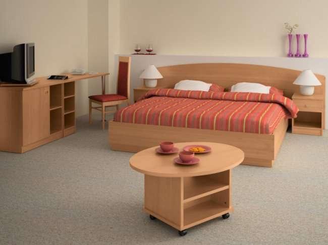 Мебель для гостиниц на любой вкус и бюджет (3 фото)