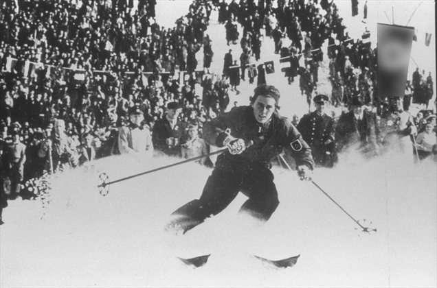 История развития горнолыжного спорта (7 фото)