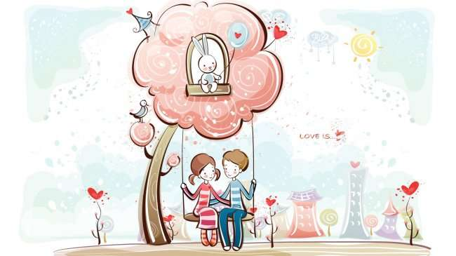 День любви во всем мире