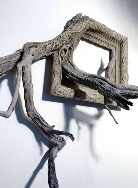 Удивительные рамки от Дэррила Кокса (11 фото)