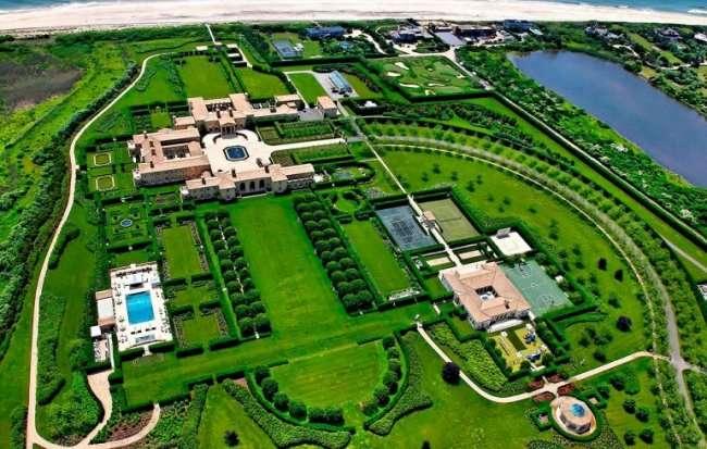 Самые дорогие дома в мире (6 фото)