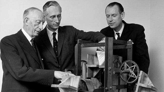 История создания картонной упаковки