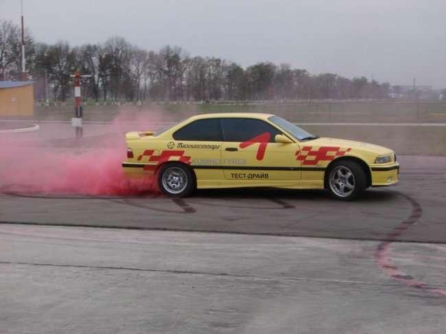 Интересные факты об автомобильной резине (10 фото)