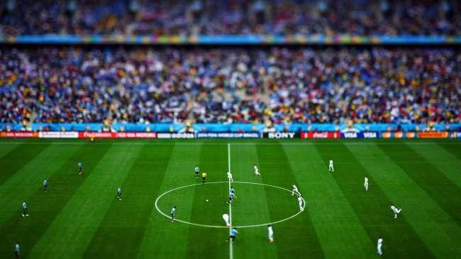 Футбол – игра … курьезная (4 фото)