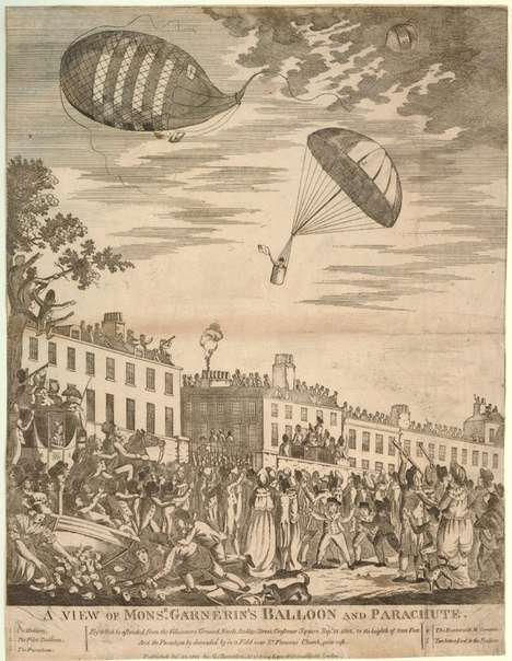 Интересные факты о парашютном спорте (8 фото)