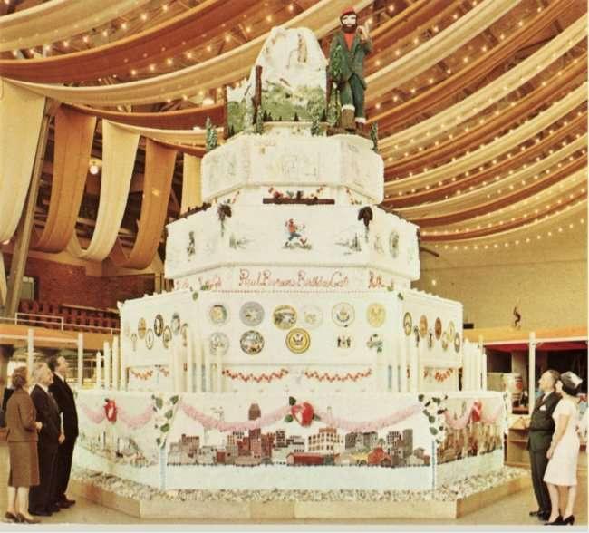 Самые, самые торты в мире (6 фото)
