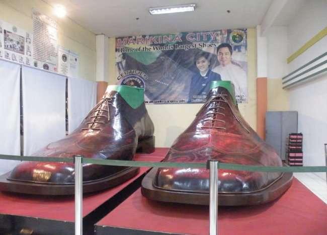 Интересные факты об обуви (4 фото)