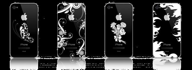 Как придать уникальность вашему айфону (5 фото)
