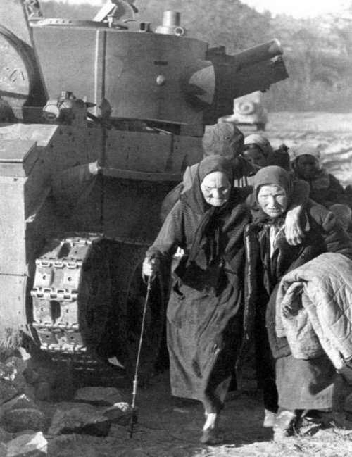 Начало Великой Отечественной войны - 22.06.1941 год (15 фото)